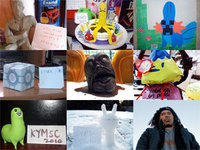 KYM Sculpture Contest: Results!