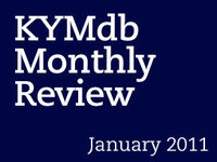 Monthly Review: January 2011