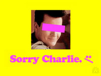 Charlie Sheen Browser Blocker