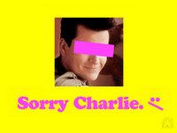Charlie Sheen Browser Blocker