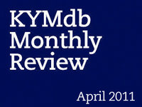 Monthly Review: April 2011