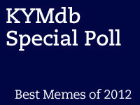 Vote Now: Your Favorite Meme of 2012