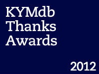 KYM Thanks Awards 2012