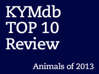 Top Ten Animals of 2013