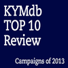 Top Ten Campaigns of 2013