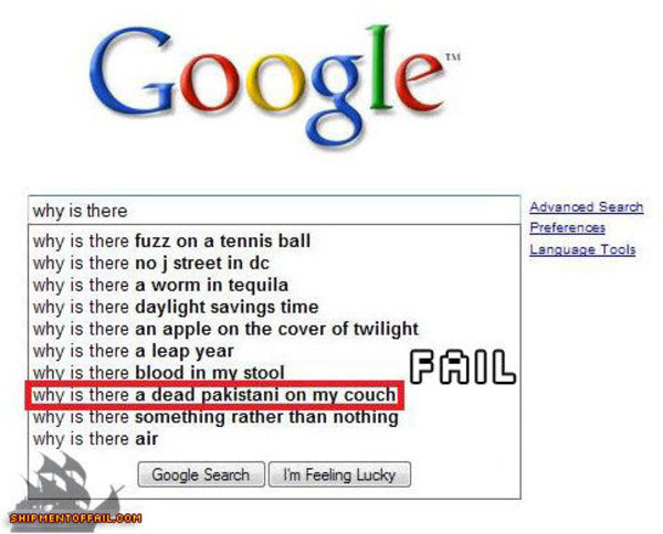 25 Hilarious Google Search Suggestions - List25