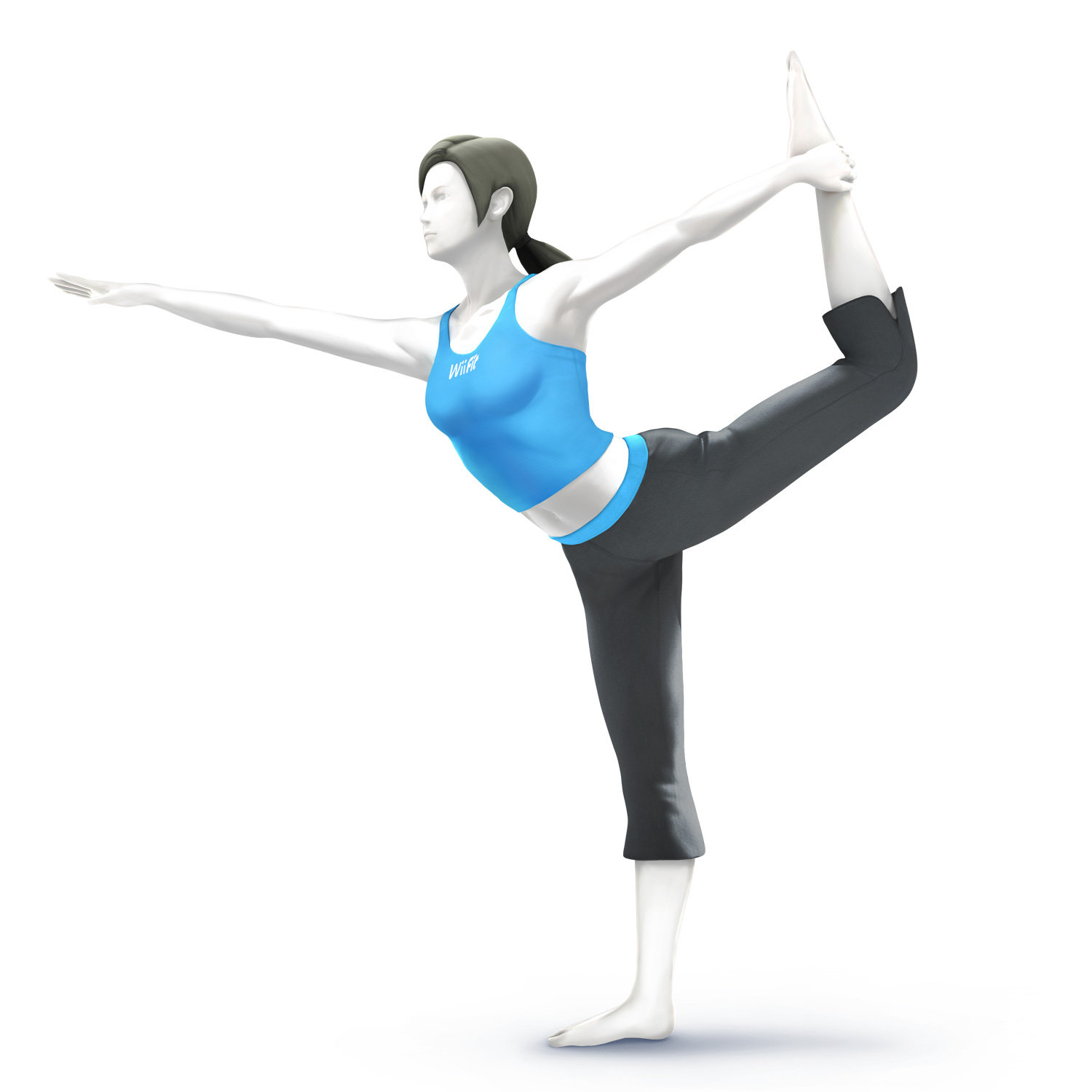 Wii Fit Trainer: Image Gallery | Know Your Meme