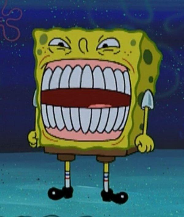 Image Gallery Spongebob Yelling
