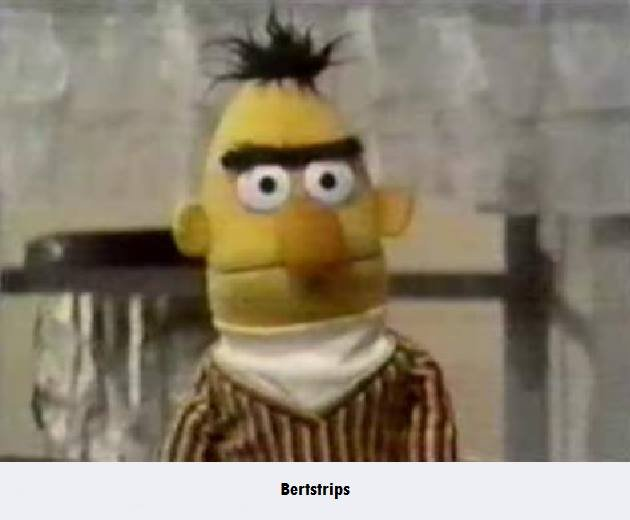 Bertstrips | Know Your Meme