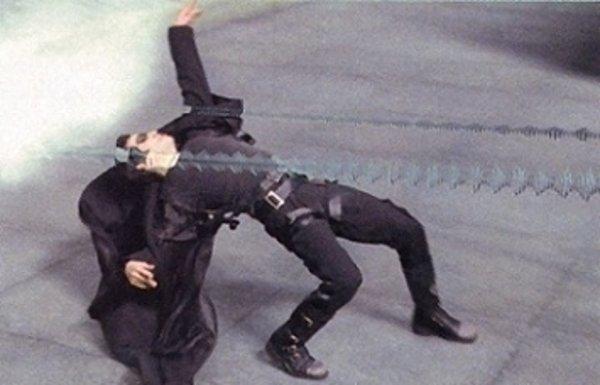 Matrix Bullet Dodge | Know Your Meme