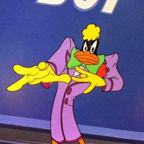 Zoot Suit Daffy Duck Literally Me Image Gallery Know