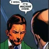 It's Machine Code