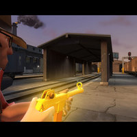 The Golden Machine Gun