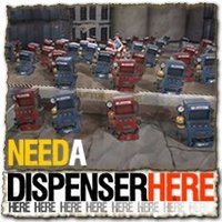 NEED A DISPENSER HERE!