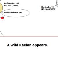 A wild Kaelan Appears