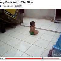 Tile Slide Baby