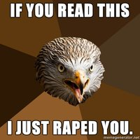 Rape Hawk