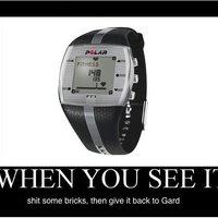 Gard Olves Pulse Watch