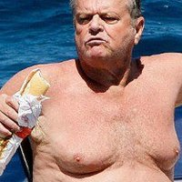 Jack Nicholson's Moobs + Hoagie