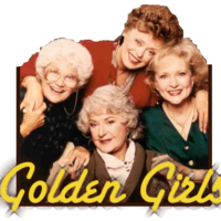 The Golden Girls Turned Guys Gay