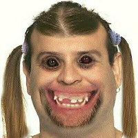 Creepy Ugly Guy