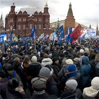 2011 Russian Protests