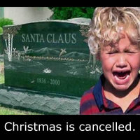 Christmas Cancellation Announcement