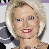 Dramatic Chipmunk & Callista Gingrich (wife of Newt) in hypnotic duo