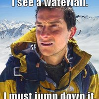 Bear Grylls - Psycology - Water