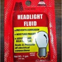 Headlight Fluid