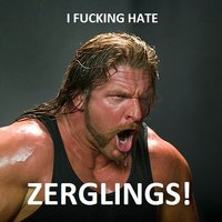 I hate zerglings!