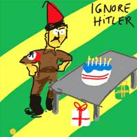 Ignore Hitler