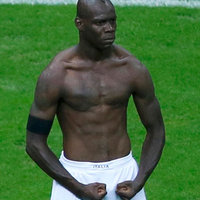Mario Balotelli's Goal Celebration