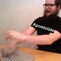 Nobody Cares, Apostolate