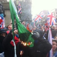 Northern Ireland Flag Protests 2012-13