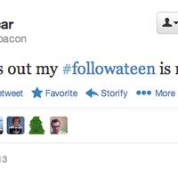#FollowATeen