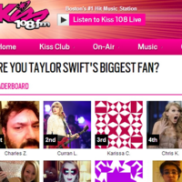 Taylor Swift's Biggest Fan Contest