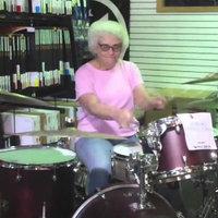 Grandma Drummer / Mary Hvizda