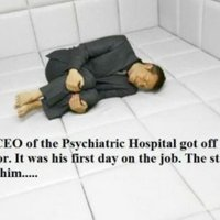 The Psych Hospital CEO
