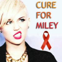 #CureForMiley
