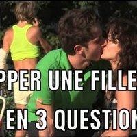 Comment embrasser une inconnue en moins de 10 secondes