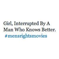 #MensRightsMovies