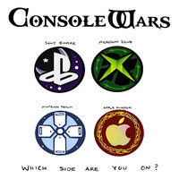 Console War Images