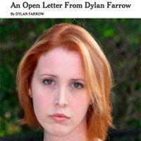 Dylan Farrow's New York Times Open Letter
