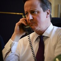 David Cameron's Phone Call