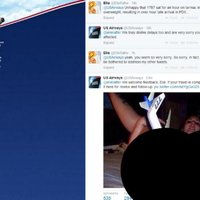 US Airways Porn Tweet Gaffe