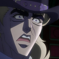 Even Speedwagon Is Afraid!
