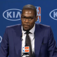 Kevin Durant MVP Speech