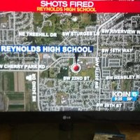 2014 Reynolds High School Shooting