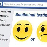 Facebook Emotional Contagion Experiment